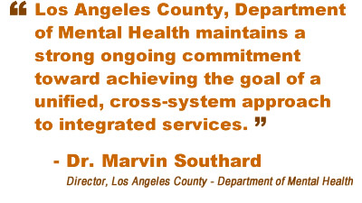 The Integrated Care Training Project Of Los Angeles